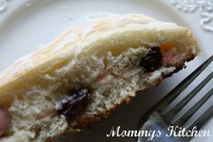 Mommy's Kitchen - Old Fashioned & Country Style Cooking: White Chocolate Cherry Sweet Bread