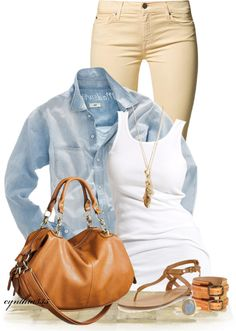 """A Simple Classic"" by cynthia335 on Polyvore"