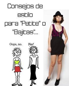 Consejos de estilo: Para mujeres Bajitas o Petite - TU MODA LISTA