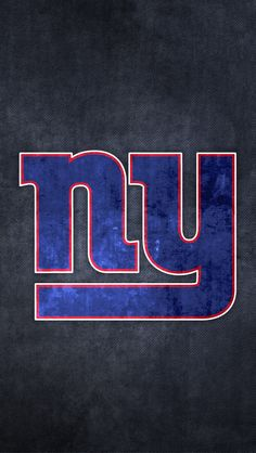New York Giants Not doing so good this season but I'm still loving them