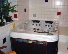 Vila Kamila - Česká republika ubytování Corner Bathtub, Corner Tub