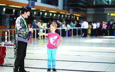 Icf Airport 23 Nisan Çocuk Bayramı Kutlaması