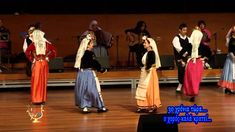 ΦΟΥΡΛΑΝΑ (παραδοσιακός χορός Κέρκυρας)