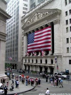 Wall Street New York | wall street new york e una importante arteria viaria di new york ...