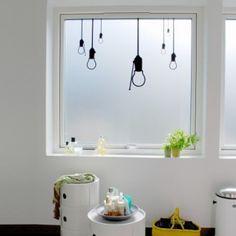 Light Bulb Wall Sticker, Stickers & Ferm Living Wall Decor   YLiving