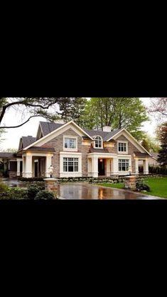 My absolute dream home design. Cape cod home.