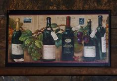 BIG Wine Lovers Kitchen Wall Decor Plaque by ozarkmtnhomestead, $17.97