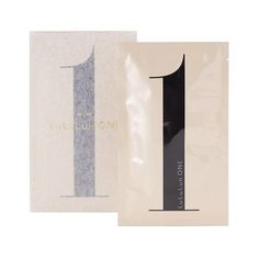 LULULUN One - Face Mask with Micro Oil 5 Sheets // totally obsessed with these face masks.