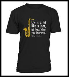 Life like a Jazz (*Partner Link)