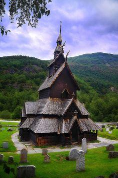 Borgund stavkyrkje | Flickr - Photo Sharing!