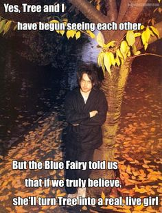 You and Siouxsie need to lay off the psychedelic drugs. #RobertSmith #TheCure  Source: http://lolgoths.tumblr.com/