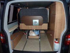 layout ideas ..rear kitchen ?? - VW T4 Forum - VW T5 Forum