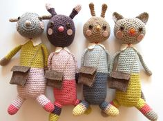 [ crochet toys ]