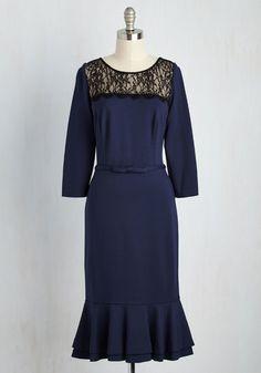 Charity Ball Correspondent Dress $149.99 AT vintagedancer.com