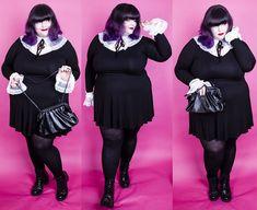 Spooky Season - Killstar Forgive Me Dress | diana@fashionlovesphotos.com Ootd, Forgive Me, Love Photos, Love S, Wardrobe Staples, I Dress, Pretty Little, Diana, Dj