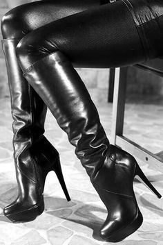 thigh high boots   Bootylicious Boots   Pinterest   Posts, High ...