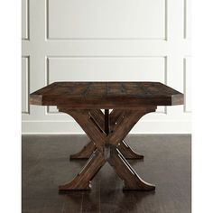Horchow Vickery Trestle Dining Table