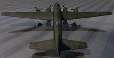 32nd plane build for 2015 - the Focke Wulf Fw-200C-1 Condor  - German Long-range Maritime Bomber...