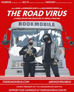 Guest Post From Emily at The Road Virus theroadvirus.com
