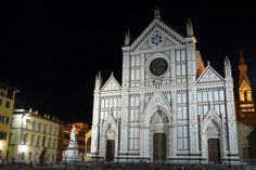 Iglesia de la Crose, Florence Italy..