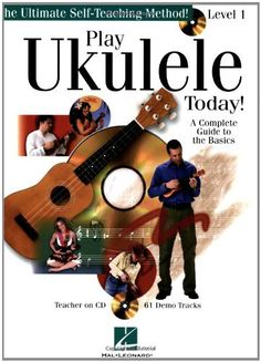 Play Ukulele Today!: A Complete Guide to the « Library User Group