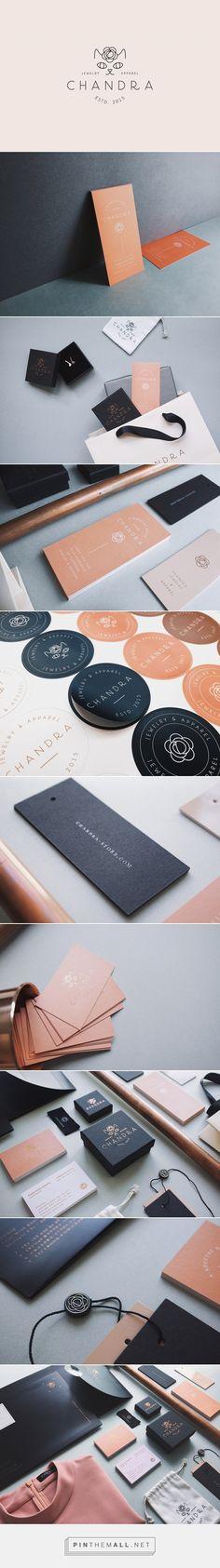 CHANDRA on Behance | Fivestar Branding – Design and Branding Agency & Inspiration Gallery
