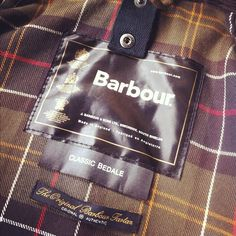 Barbour Classic Bedale. I've got mine for more than 10 years.. durable and timeless!