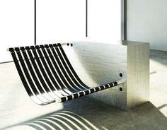 Barrington Gohns - 'Cantilever Chair'