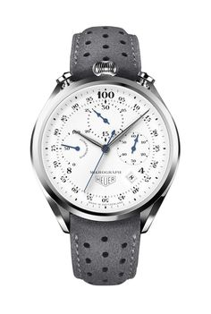 TAG Heuer Unveils 100th Anniversary Mikrograph 1/100th of a Second Automatic Chronograph