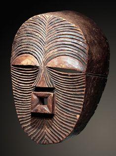 Luba Songye. D. R. Congo