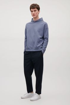 COS | Hooded sweatshirt