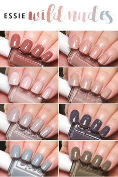 get a matte snowflake nail art look for this holiday season with essie nail polish. Pedicure Colors, Pedicure Designs, Manicure And Pedicure, Nail Designs, French Pedicure, Pedicure Ideas Summer, Black Pedicure, Fall Manicure, Essie Nail Polish Colors