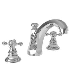 Newport Brass Astor Double Handle Widespread Lavatory Faucet - Newport brass bathroom faucets