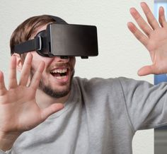 Buy this Virtual Reality headset for £29.99 at Menkind, a perfect choice to gift your loved ones .