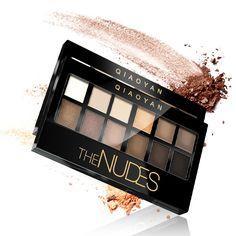 Cosmetic Matte Eye Shadow 12 Colors Make Up Set Nudes Pallete Eyeshadow Palette Brighten Price: 2.88 USD