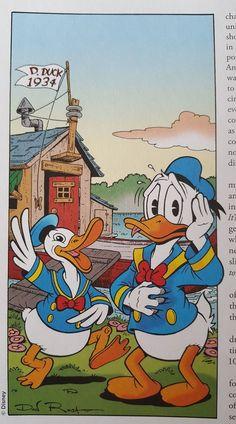 The wise little hen Donald Duck He kinda looks like he's having an identity crisis!! Haha!