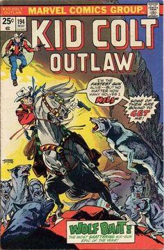 Kid Colt Outlaw #194