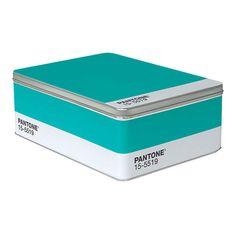 Pantone Tin Box