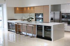 gloss floor tiles kitchen