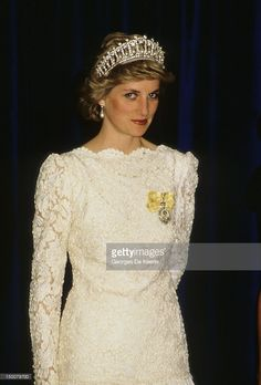 Princess Diana in Vancouver on May 3, 1986.