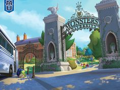 Monsters U: An app that will make your kids ROAR! #BabyCenterBlog