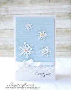 Margot Craft Corner: Snowflakes...