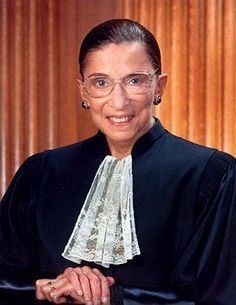 A Day in the Life of Ruth Bader Ginsburg, AKA The Notorious RBG