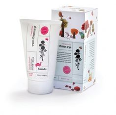 Lavido. Israel organic #cosmetic #packaging love PD