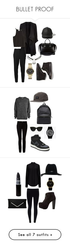 """BULLET PROOF"" by imcrazybitch ❤ liked on Polyvore featuring MICHAEL Michael Kors, Zara, Keds, Abercrombie & Fitch, Givenchy, Wet Seal, Marc by Marc Jacobs, Yves Saint Laurent, Alexander Wang and NIKE"