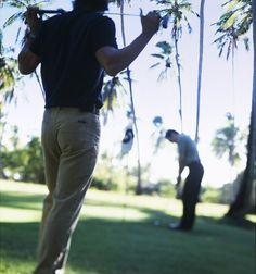 Vomo Fijian Resort, 9-hole Chip and Putt Golf.