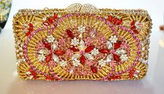 Designer Evening Bag Original Women Clutch Bag Bridesmaid Party Purse Prom Pouch_4     https://www.lacekingdom.com/