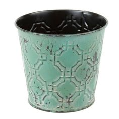 Even the utensils can look cute! Their stylish Madrid utensil pail will keep your utensils organized and fashionable!
