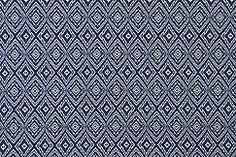 Strie Ikat - Robert Allen Fabrics Ultramarine