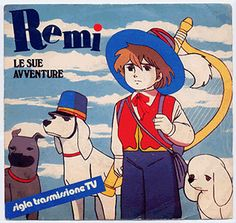 la serie de Remi
